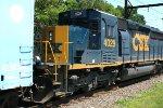 CSX 4029 on Q300